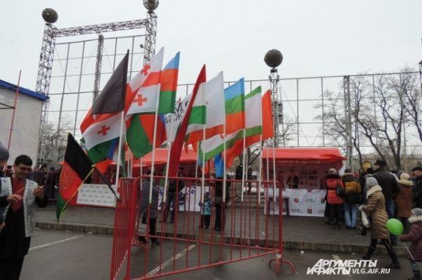 Волгоград – многонациональный город.
