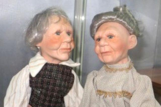 В Екатеринбурге откроется выставка редких, коллекционных кукол из фарфора