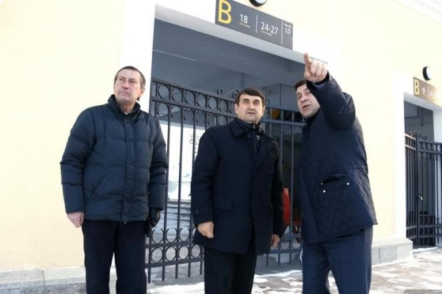 Игорь Левитин пообещал Уралу федеральную помощь