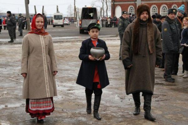 Огонь Паралимпиады в Архангельске был зажжен от поморского очага.