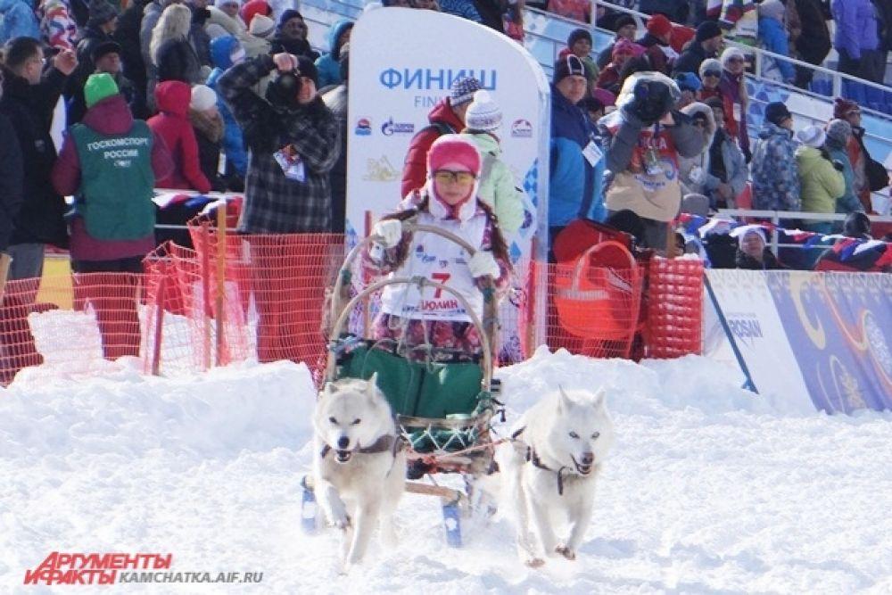 В разных возрастных группах победили Анна Семашкина и Дарья Кривогорницына.