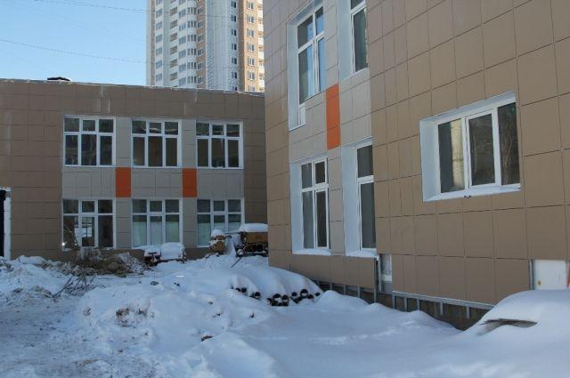 На реконструкцию детского сада № 22 из средств муниципального бюджета было выделено 109,6 миллионов рублей.