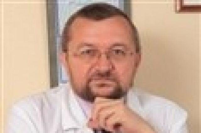 Главврач ОДКБ №1 Сергей Боярский написал заявление об увольнении