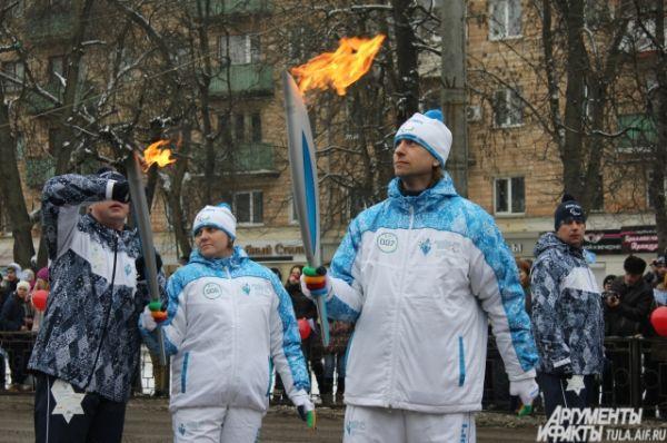 Леонтьева Виктория Сергеевна, двухкратный чемпион России по голболу, и Журавлев Игорь Геннадьевич, чемпион России по футзалу 2010 года.