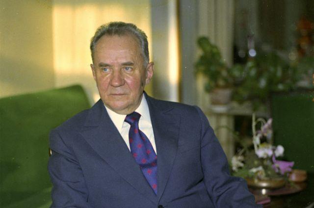 Алексей Косыгин, 1974 год.