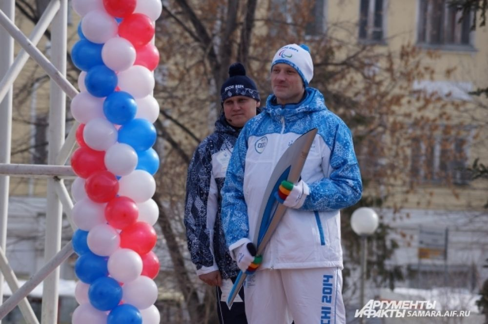 Чемпион Сурдолимпийских тгр по футболу 2013 года Сергей Доркичев