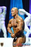 Валерий Коптенко является ветераном бодибилдинга и на конкурсе стал первым в этой категории