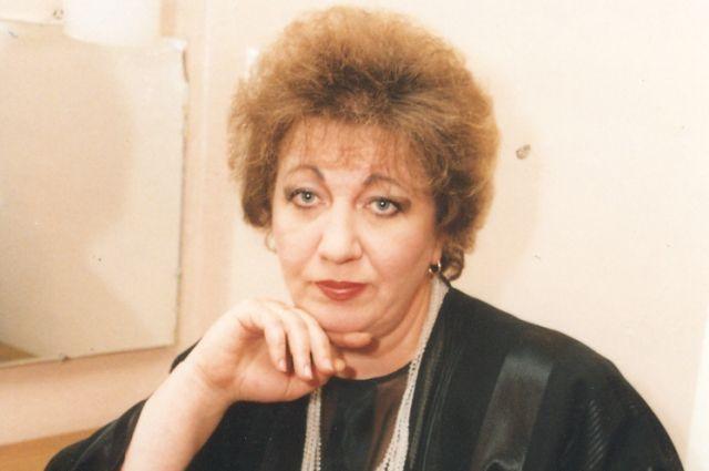 Татьяна Абрамова.