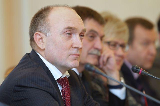 Борис Дубровский подружился с депутатами Госдумы от Челябинской области