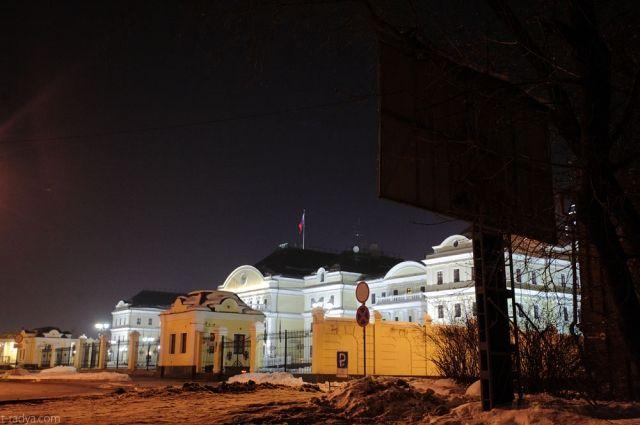Екатеринбургский художник Тимофей Радя оставил записку президенту России