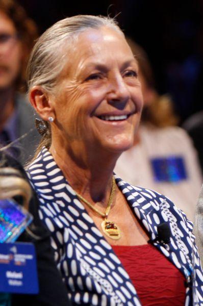 Элис Уолтон – третий представитель семьи основателя Wal-Mart в рейтинге Forbes. Состояние 64-летней американки - $34,4 млрд.