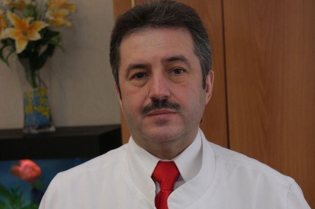 В Челябинской областной больнице сменился главврач