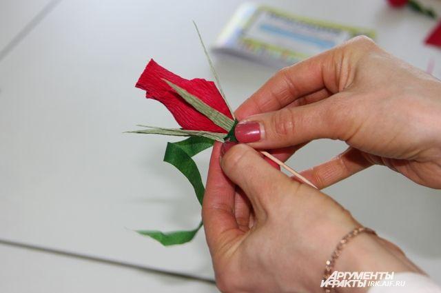 Розы фильм своими руками