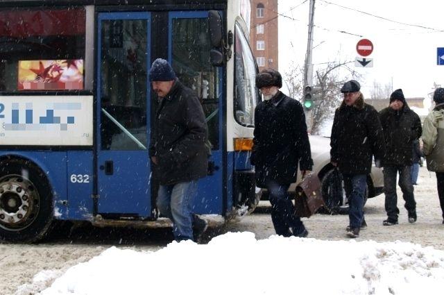 Три автобусных маршрута перестанут ходить в Омске.