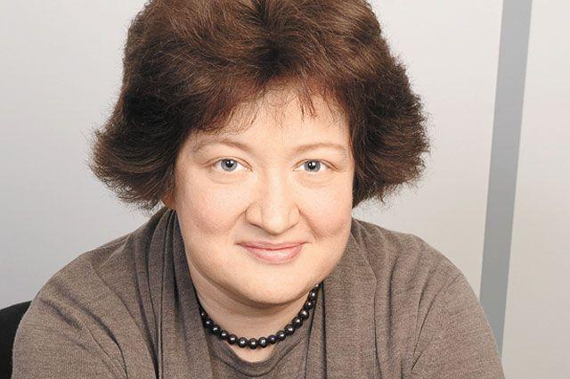Екатерина Захарова.
