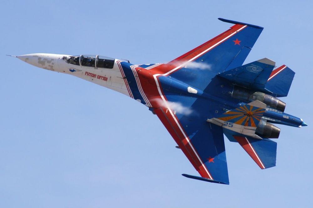 С середины 80-х советские и российские ВВС широко применяют многоцелевой истребитель четвёртого поколения Су-27. Эта машине и сейчас является одной из основных в составе ВВС России.