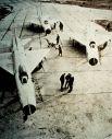В 1957 году свой первый полёт совершил Су-9, первый в мире истребитель-перехватчик, созданный как составная часть единого комплекса перехвата. Су-9 применялся для борьбы с разведчиками Lockheed U-2 и другими машинами этого класса.