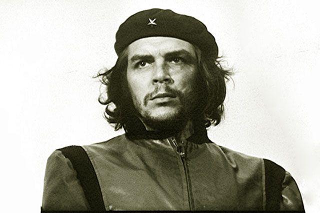 Портрет Че Гевары, принесший миллионы многим, но не его автору.