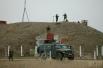 Военная техника с российскими номерами в Крыму