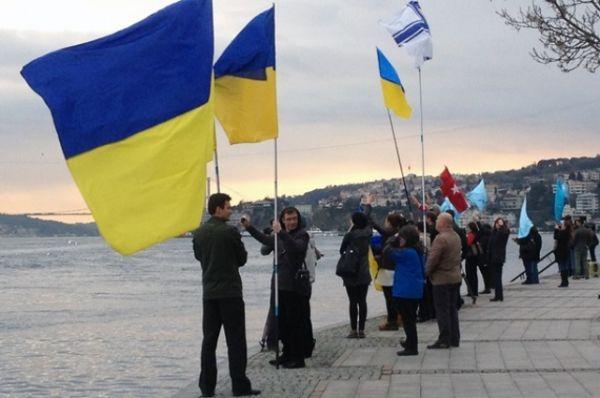 Флагман Военно-морских сил Украины вернулся в Украину с натовских учений