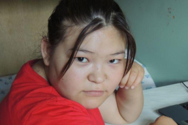 Ангелина Ким.