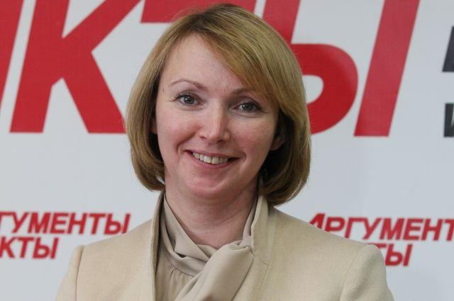 Эксперты признали Ирину Грехт самой влиятельной женщиной Южного Урала