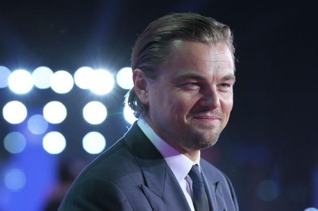Челябинский камерный театр наградил Леонардо Ди Каприо чугунным «Оскаром»