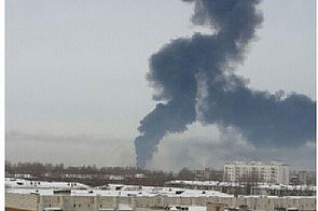Пожар потушили, но число пострадавших достигло уже 11 человек.