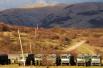 Военная техника во время блокирования украинских военнослужащих