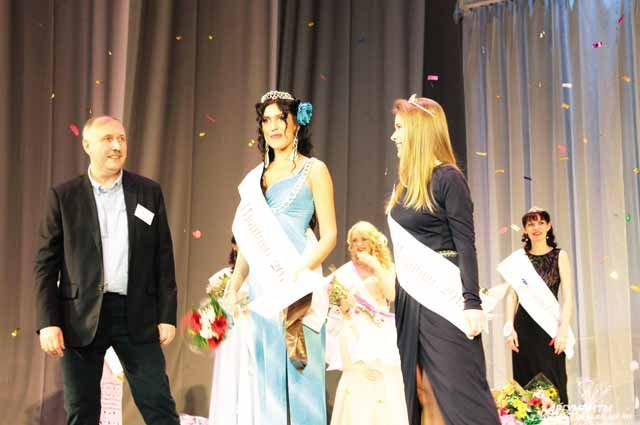 Дарья Панкрушина - победительница конкурса.