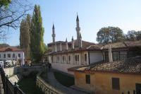Бахчисарай. Здесь Исмаил и Зухра начали издавать первую татарскую газету.