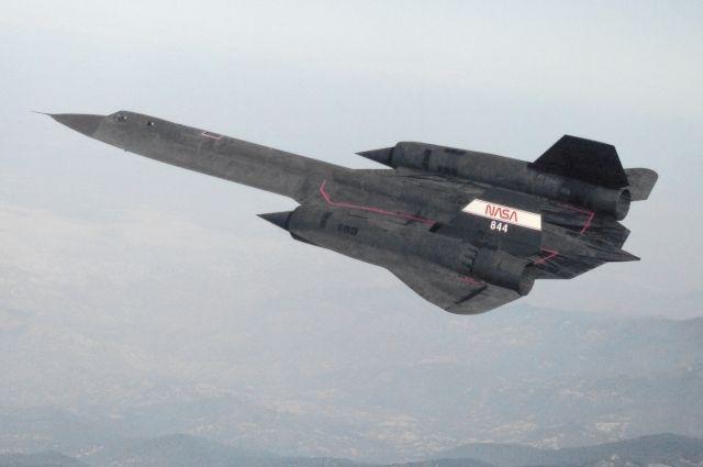 Над Екатеринбургом парил не истребитель, а самолет-разведчик
