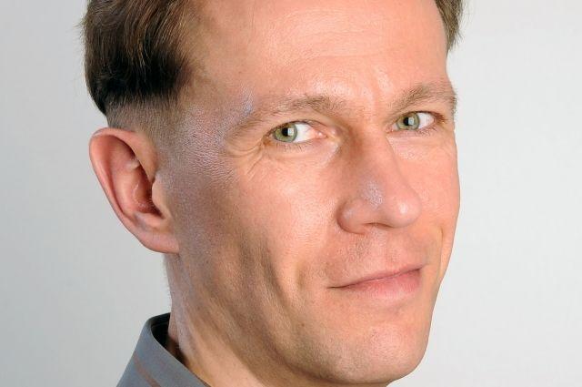 Константин Кудряшов.