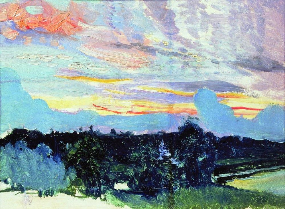 В последние 15 лет жизни художник перенёс несколько операций и был прикован к инвалидному креслу. Несмотря на сильную боль, Кустодиев продолжал рисовать лёжа. В конце мая 1927 года он скончался в Ленинграде в возрасте 49 лет.