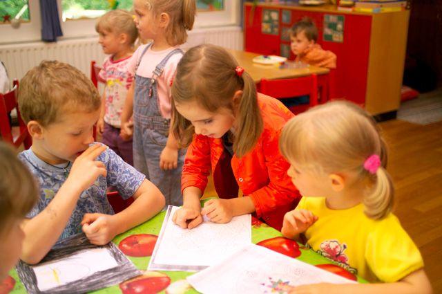 В детском саду Ачита детей кормили из битой посуды