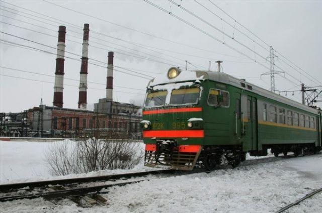Железнодорожники меняют расписание поезда Челябинск — Санкт-Петербург