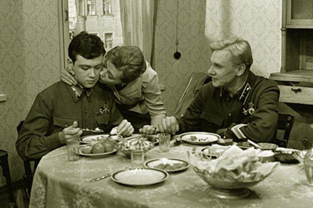 «Офицеры». 1971 год.