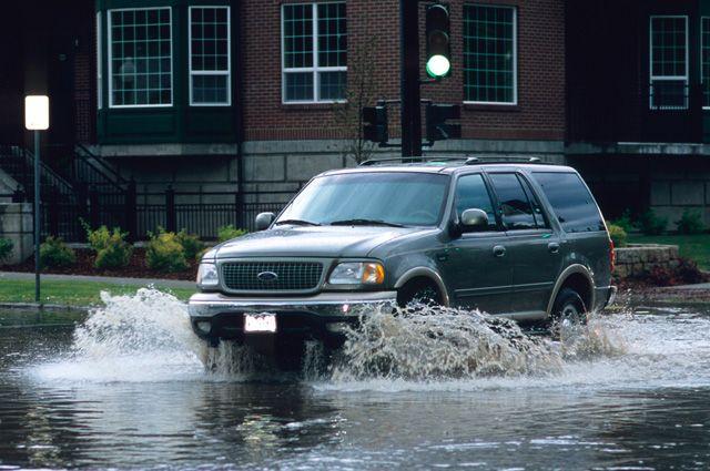 Как избавиться от влажности в машине