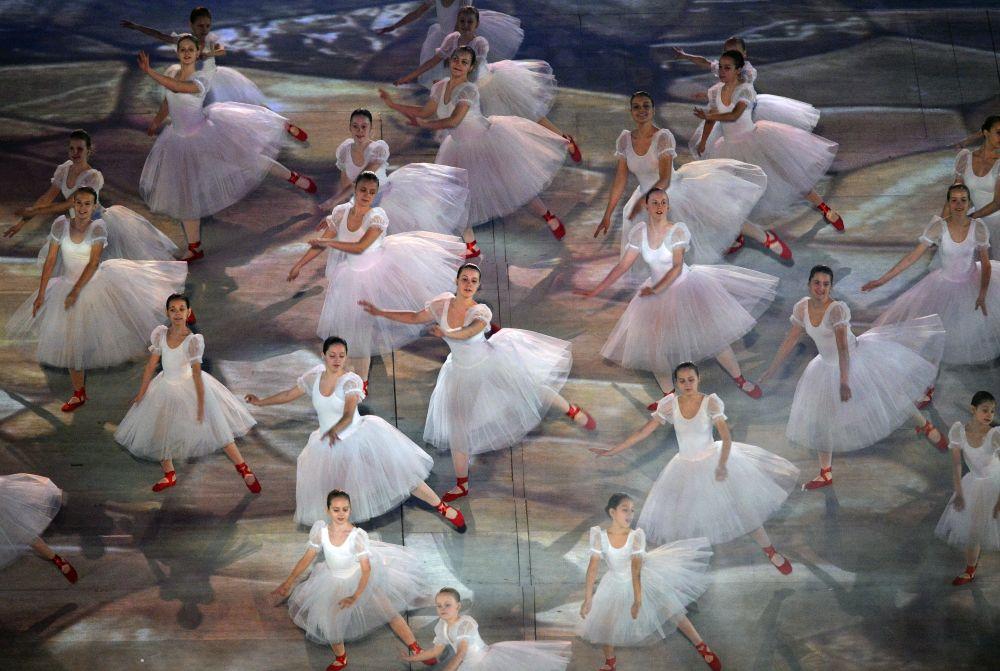 XI зимние Паралимпийские игры пройдут в Сочи с 7 по 16 марта.