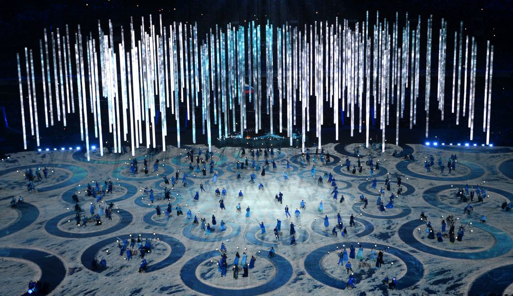 Талисманами Паралимпийских игр выбраны Лучик и Снежинка.