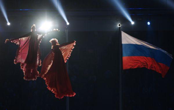 В Паралимпийских играх примут участие около 600 спортсменов из 45 стран.