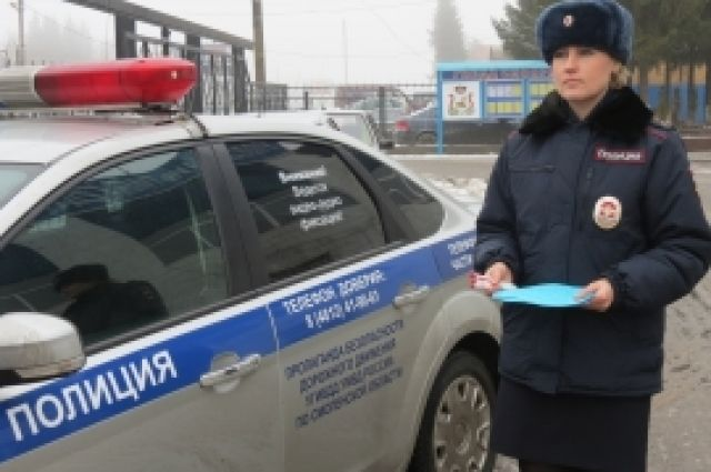 Женщина-полицейский не редкость в органах внутренних дел.
