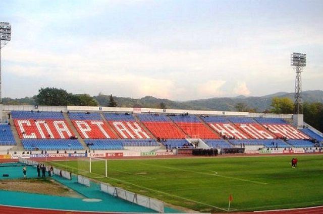 Стадион «Спартак» в Нальчике