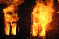 В Амгу полыхало так, что дома загорались как спички.