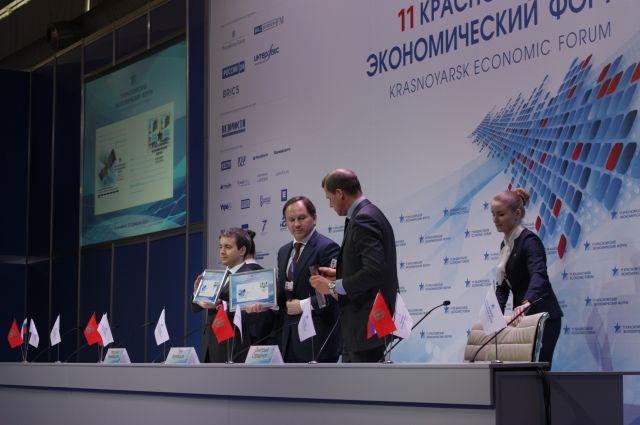 Более 50 круглых столов и обучающих семинаров прошло в ходе XI экономического форума.