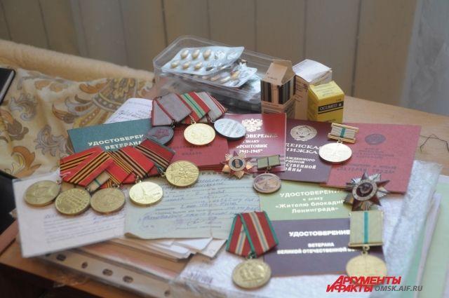 В Омске создадут виртуальный музей Великой Отечественной войны.