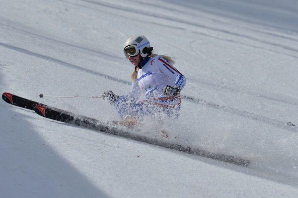 Первую медаль сборная России завоевала в первых же соревнованиях Паралимпиады – горнолыжница Александра Францева заняла третье место в скоростном спуске в категории «с нарушением зрения».