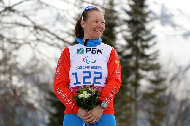 Анна Миленина из Краснотурьинска выиграла на Паралимпиаде уже две награды