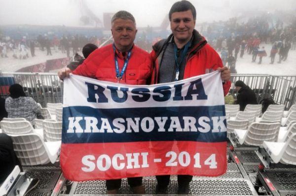Владимир Владимиров и Константин Сенченко.