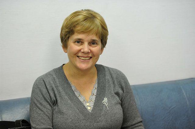 Ирина Прохорова.
